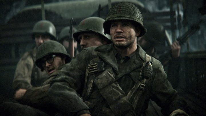 CoD:WWII:フラゲしてもプレイ不可、発売日に配信される解禁パッチが存在か