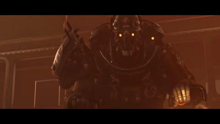 "WolfensteinII: The New Colossus: ナチ根絶!ゲームプレイトレーラー ""NO MORE NAZIS!""の日本語吹き替え版が公開、発売日は11月23日に決定"