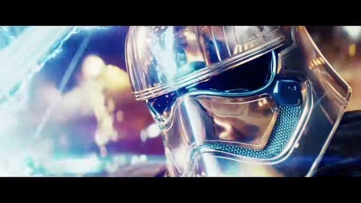 映画「スター・ウォーズ エピソードVlll _ 最後のジェダイ」日本版予告 第2弾 screenshot