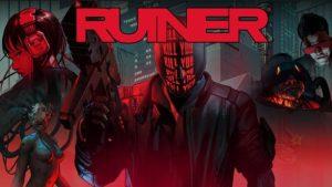 高難易度SFサイバーパンクアクション『RUINER』プレイレポ