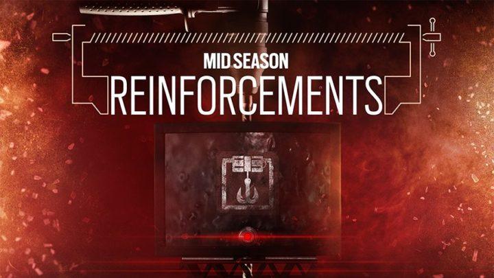レインボーシックス シージ:イヤー2シーズン3.2アップデート「Reinforcements」配信、KapkanとBlitzに大幅な変更、Elaは弱体化