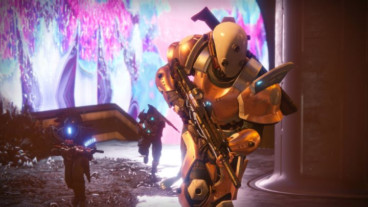 Destiny 2:最新予定表発表、ナイトフォール報酬延期やクルーシブルにランブル追加など