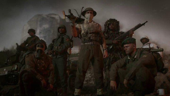 CoD:WWII: 早くもマルチプレイヤーサーバーがオンラインに