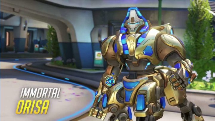 immortal orisa