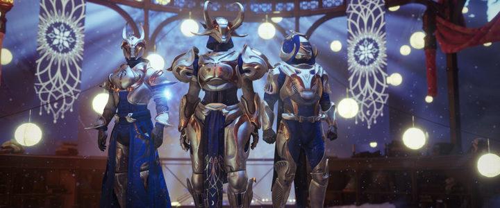 Destiny 2: 年末年始ゲーム内イベント「暁旦」