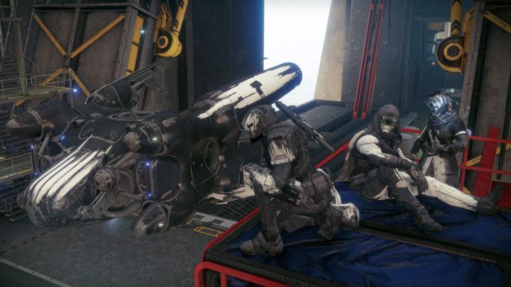 Destiny 2: レイド・ゾーン「世界を食らう船」は12月9日午前3時解禁、次週からファクションラリーが開催