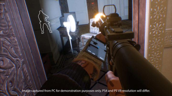 PS VR用FPS『Firewall Zero Hour』が2018年発売、4vs4の競技的FPSでDualshock 4対応