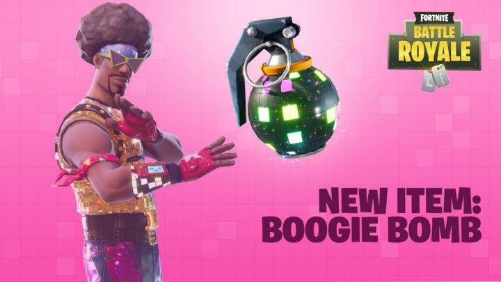 フォートナイト:強制ダンス爆弾「ブギーボム」が一時削除、武器を無限に持てるグリッチ発覚で