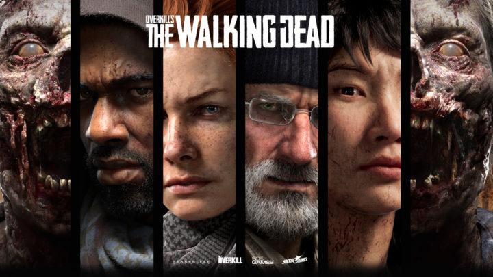 4人協力型新作FPS『OVERKILL's The Walking Dead』が2018年秋発売、制作は『Payday』開発スタジオ