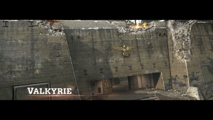 COD:WWII The Resistance フランス抵抗軍 Valkyrie