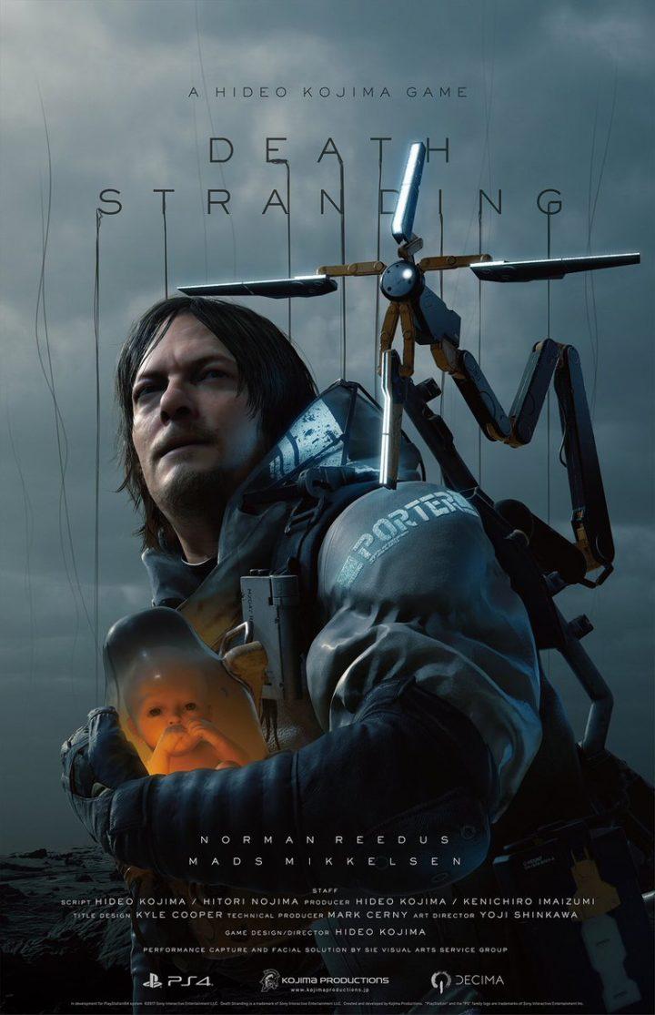 death stranding tga2017