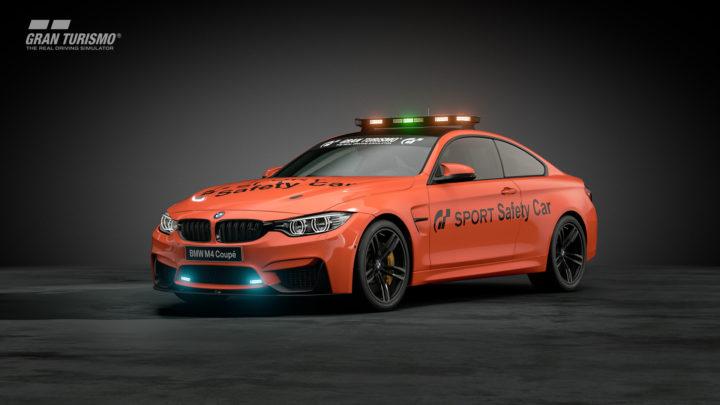 BMW M4 Safety Car