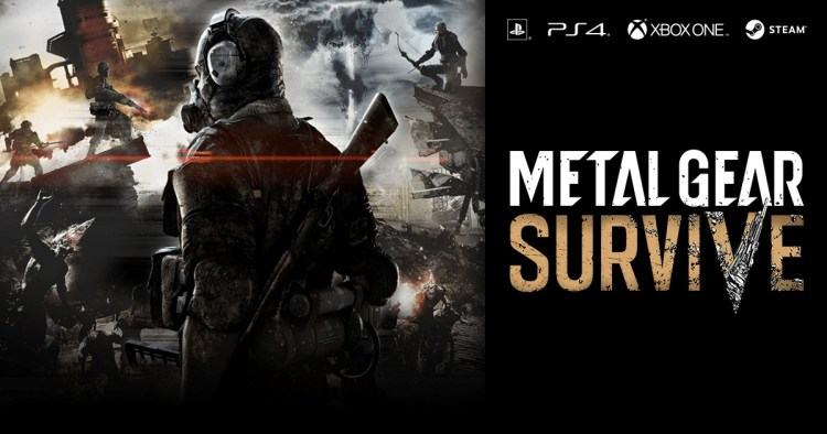 『METAL GEAR SURVIVE』第2回ベータテスト、2月16日より開催