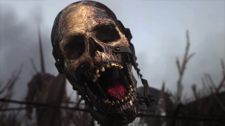 """CoD:WWII: 第1弾DLC「レジスタンス」に含まれるゾンビモード""""暗黒の岸""""の日本語吹き替えトレーラー"""