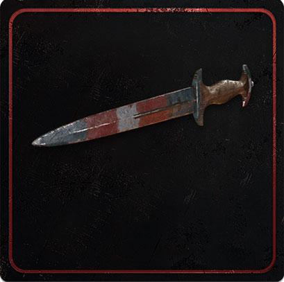 コンバットナイフ「救いの手」