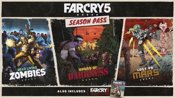farcry 5 season pass