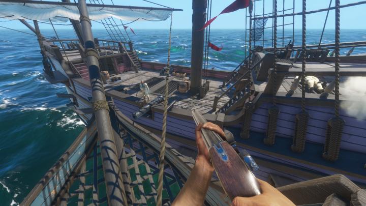 海賊FPS『Blackwake』が40%オフセール実施中、3月20日まで