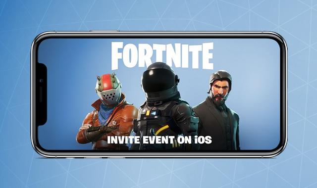 モバイル版『フォートナイト』: モバイルはモバイル同士で対戦、3月末解禁予定など