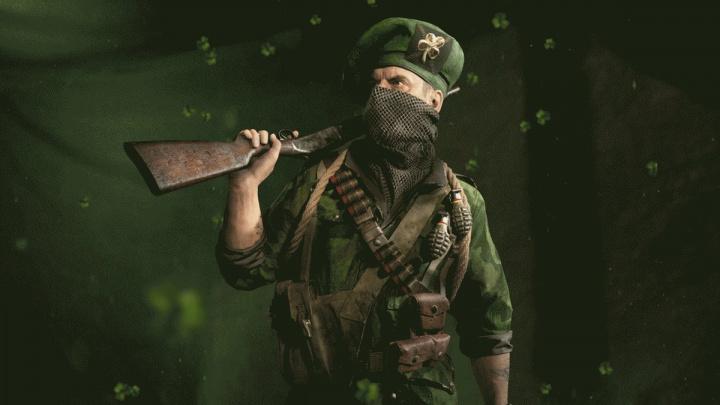 WWII Patrick