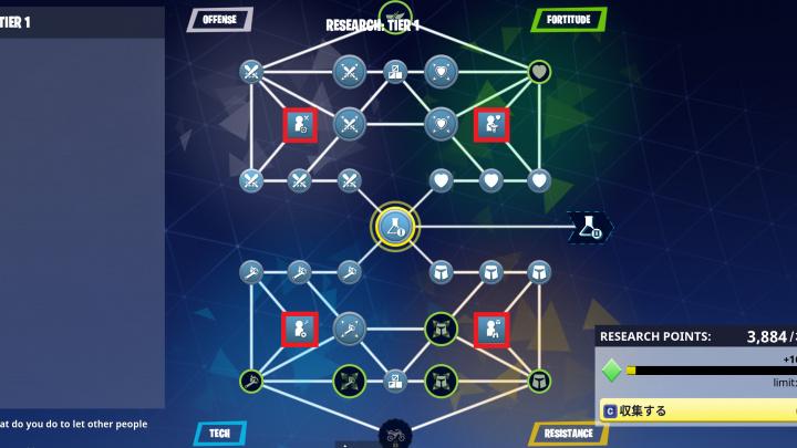 フォートナイト 世界を救え:  最重要なレベル「ホームベースパワー」=プレイヤーレベルの仕組み解説