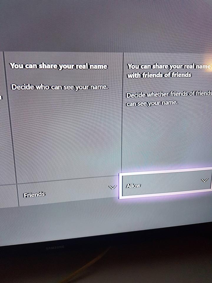 Xbox live 実名公開