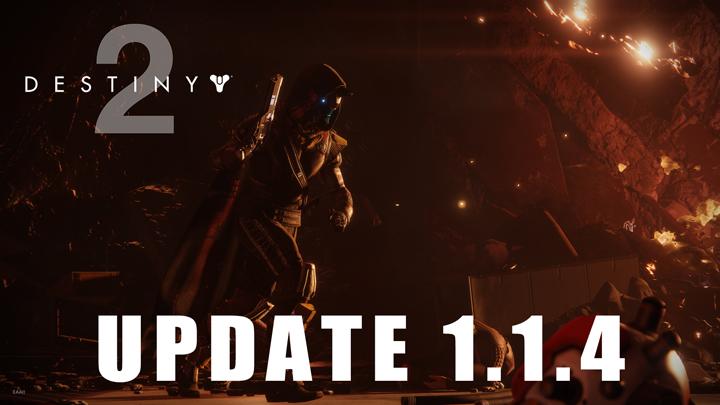 Destiny 2:大規模アップデート1.1.4配信、大幅なサンドボックス調整やクルーシブルのルール変更など