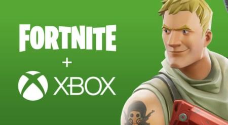 フォートナイト Xbox One
