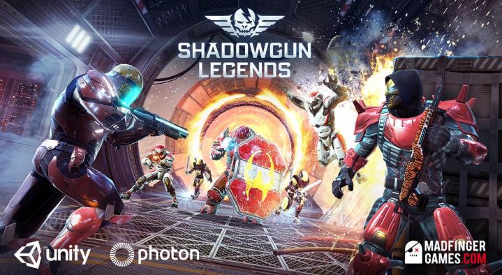 人気モバイルMMO・FPS『SHADOWGUN LEGENDS(シャドウガン レジェンズ)』徹底レビュー、 新機軸に期待