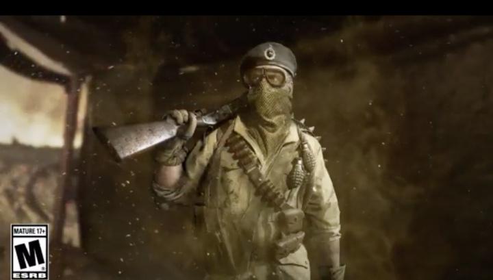CoD:WWII: 新イベントが4月18日から開催、GIF公開