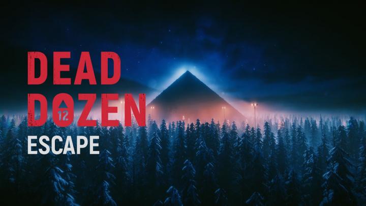 DEAD DOZEN:ピラミッドから脱出する協力モード「エスケープ」登場