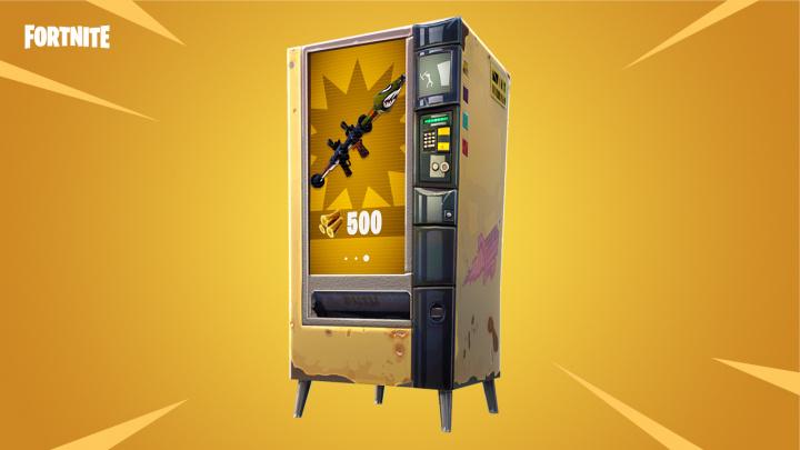 フォートナイト バトルロイヤル: アップデート3.4のコンテンツアップデート、武器を買える「自販機」追加や爆発物限定モード復活