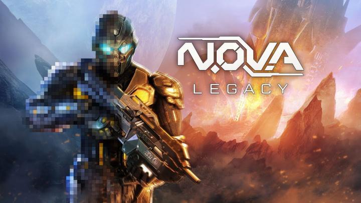 王道FPS『N.O.V.A. Legacy』のiOS版配信開始、わずか70MBでAndroid版とクロスプレイ可能