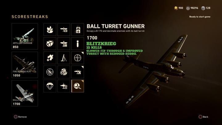 CoD:WWII:新基礎トレーニング「Blitzkrieg」詳細判明、全ストリーク強化や4つセット可能など