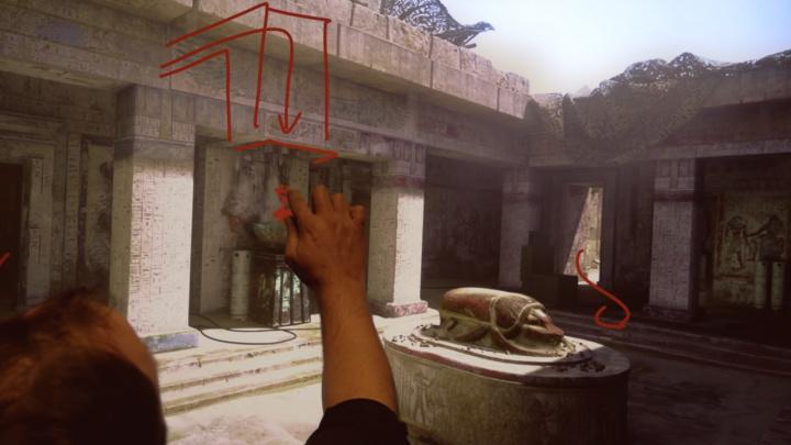 CoD:WWII:新マップ「エジプト」を紹介するブリーフィング映像公開