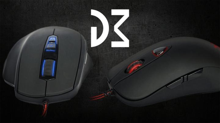 eスポーツ向けプロゲーミングマウス「DM1 PRO S」販売開始、価格は4,990円(税込)