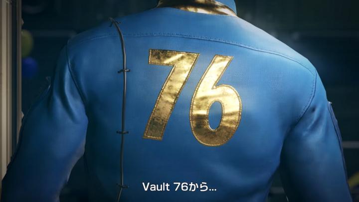 fallout 76 vault ジャンプスーツ