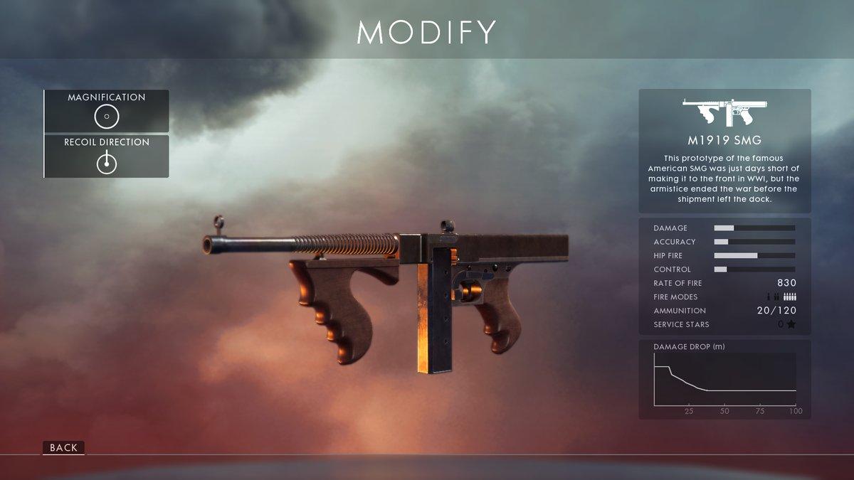 BFV-BF5-M1919-SMG