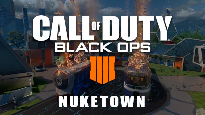 CoD:BO4:ブラックオプス4でも人気マップ「Nuketown」登場を示唆