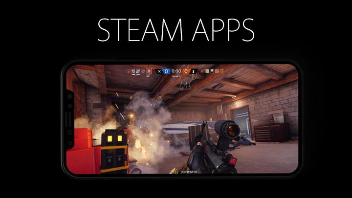 Steam:スマホでプレイできる「Steam Link」と動画視聴の「Steam Video」発表、5月21日リリース