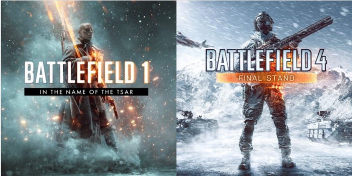 BF1「In the Name of the Tsar」とBF4「Final Stand」無料配信中