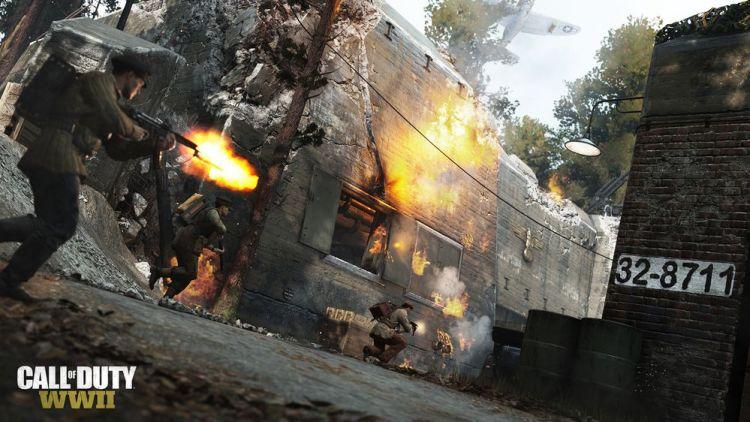 "CoD:WWII:今週末にDLCマップ「Valkyrie」無料アクセスとトリプル2XP開催、""三八式歩兵銃""契約も"