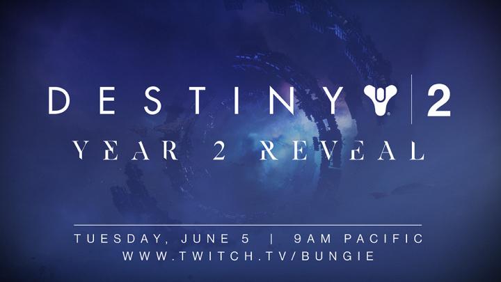 Destiny 2:2年目のコンテンツのお披露目は6月6日午前1時から、シーズン3初のファクションラリーも同日開催