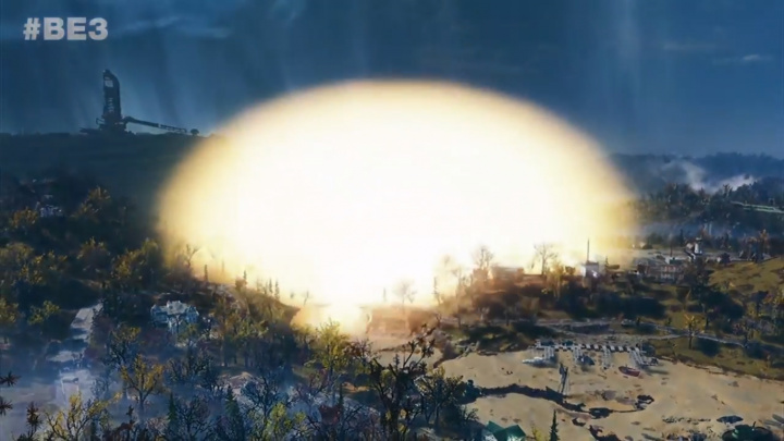 Fallout 76 核