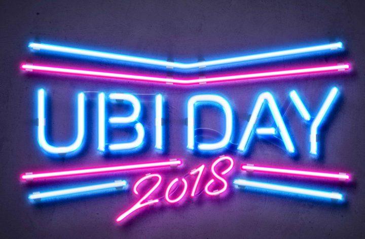 UBI公式: UBIDAY2018が10月14日に開催決定、物販にはR6Sチビフィギュアも