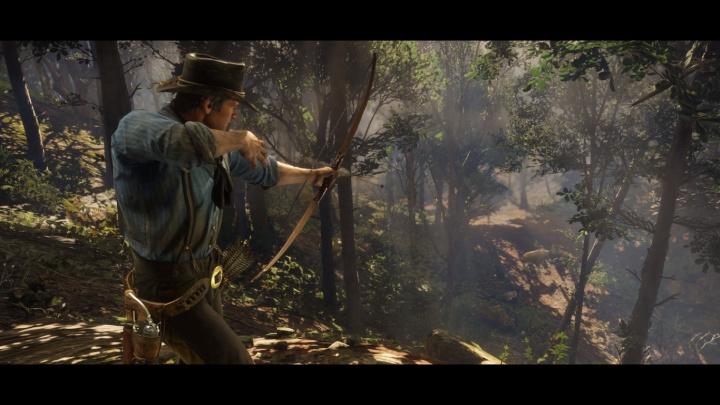 RDR2 レッド・デッド・リデンプション2 弓矢 狩猟
