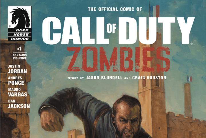 ゾンビコミック最新版「Call of Duty: Zombies 2 #1」発表、『CoD:BO4』ゾンビの前日譚を描く