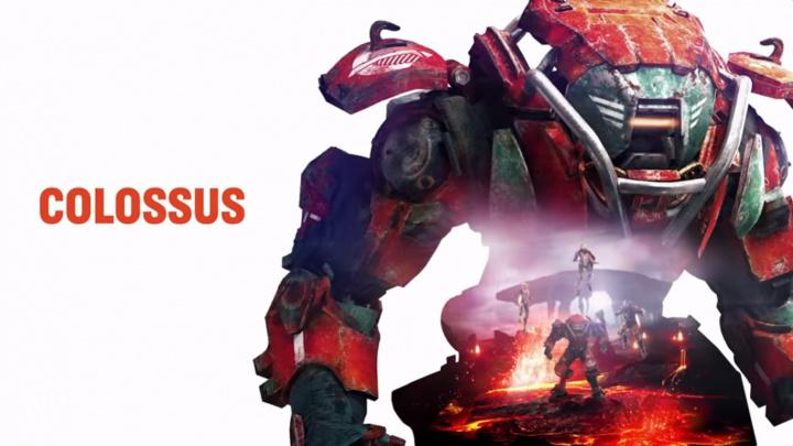 Anthem アンセム Colossus コロッサス