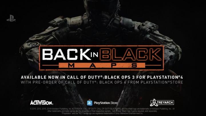 CoD:BO3 Back in Black