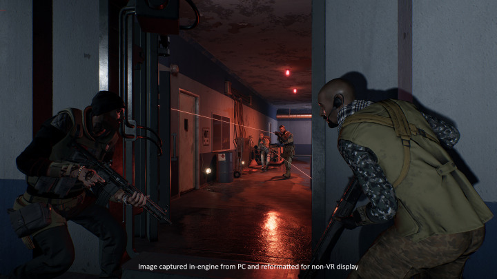 4対4のタクティカルマルチプレイヤーFPS『Firewall Zero Hour』8月30日発売決定(PS VR)