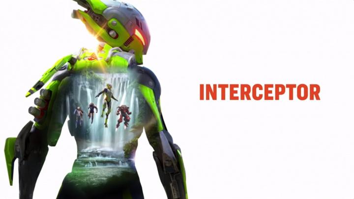 Anthem アンセム Interceptor インターセプター
